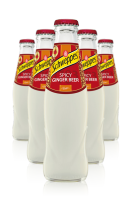 Schweppes Spicy Ginger Beer Cassa da 24 bottiglie x 18cl