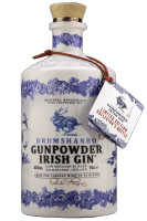 Gunpowder Irish Gin Ceramic Bottle 70cl
