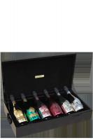Armand De Brignac 'La Collection' Valigetta Da 6 Bottiglie Assortite