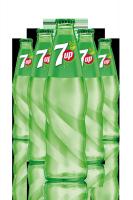 7Up Cassa da 24 bottiglie x 33cl