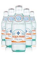 Acqua Panna 25cl Cassa da 24 bottiglie In Vetro