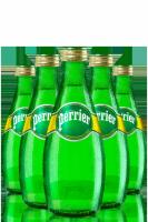 Acqua Perrier 33cl Cassa da 24 bottiglie In Vetro