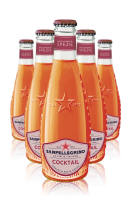 Cocktail San Pellegrino Cassa da 24 bottiglie x 20cl
