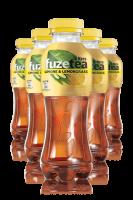 Thè Fuzetea Lemongrass Cassa da 12 bottiglie x 40cl
