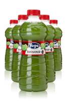 Yoga Mela Verde 1Litro Confezione Da 6 Bottiglie