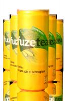 Thè Fuzetea Limone Cassa da 24 Lattine x 33cl