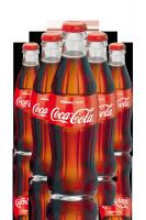 Coca-Cola Vetro Cassa Da 24 Bottiglie x 20cl