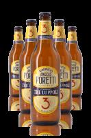 Poretti 3 Luppoli Originale Cassa da 15 bottiglie x 66cl