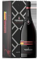Luna Rossa Special Edition Trento DOC Maximum Blanc De Blancs Ferrari (Magnum Cassetta in Legno)