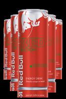 Red Bull Red Edition Gusto Anguria Cassa da 12 Lattine x 25cl