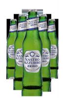 Nastro Azzurro Zero Cassa da 12 bottiglie x 33cl