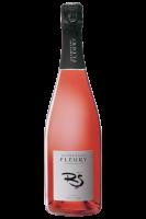 Rosé De Saignée Brut Fleury 75cl