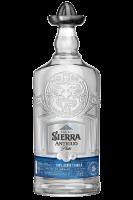 Tequila Sierra Antiguo Plata 70cl
