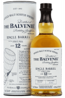 The Balvenie 12 Years Old Single Bottle First Fill 70cl