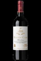 Bordeaux AOC Mouton Cadet Rouge Vintage Edition 2016 Baron Philippe De Rothschild