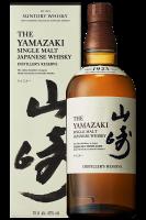 The Yamazaki Distiller's Reserve Suntory 70cl