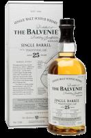 The Balvenie 25 Years Old Single Barrel Traditional Oak Single Malt Whisky 70cl (Astucciato)