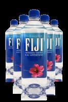 Acqua Fiji Naturale 1Litro Cassa da 12 bottiglie In Plastica