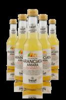 Aranciata Amara Lurisia Cassa da 24 bottiglie x 275ml