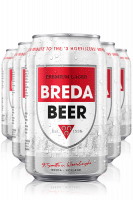 Breda Beer Cassa da 24 Lattine x 33cl