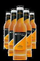 Organics By Red Bull Black Orange Cassa da 24 Bottiglie x 25cl