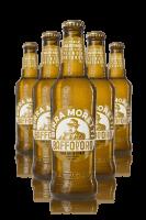 Birra Moretti Baffo d'Oro Cassa da 24 bottiglie x 33cl