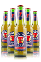 Tennent's Super Cassa da 24 bottiglie x 33cl