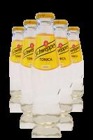 Schweppes Tonica Cassa da 24 bottiglie x 18cl