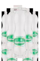 Acqua Gaudianello Effervescente Naturale 100cl Cassa Da 12 Bottiglie In Plastica