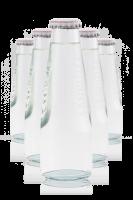 Sanbittèr Bianco 10cl Confezione Da 48 Bottiglie + 6 Bicchieri Sanset in plastica premium