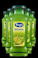 Yoga Magic Banana 20cl Confezione Da 24 Bottiglie