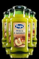 Yoga Magic Pesca E Mango 20cl Confezione Da 24 Bottiglie
