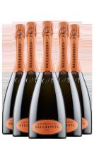 6 Bottiglie Franciacorta DOCG Alma Cuvée Brut Bellavista