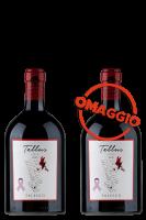 Tellus Syrah 2017 Falesco (Magnum Con Astuccio) + 1 OMAGGIO