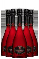 6 Bottiglie Brachetto D'Acqui DOCG Rosa Regale 2019 Banfi
