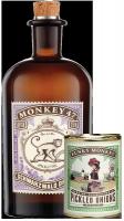 Gin Monkey 47 Schwarzwald 50cl + Cipolline Monkey OMAGGIO