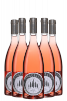 6 Bottiglie Cipresseto Rosato Santa Cristina 2019 Antinori