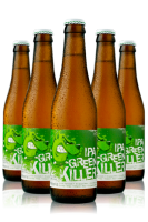 Silly Ipa Green Killer Cassa Da 12 Bottiglie x 33cl