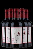 6 Bottiglie Tellus Syrah 2019 Falesco