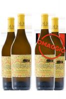 6 Bottiglie Maremma Toscana DOC Vermentino Marismas 2019 + 6 OMAGGIO