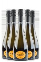 6 Bottiglie Vino Spumante Martòn Brut