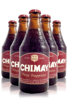 Chimay Rossa Cassa Da 24 Bottiglie x 33cl