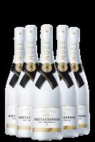 6 Bottiglie Moët & Chandon Ice Impérial 75cl