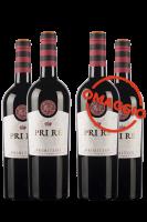 6 Bottiglie Primitivo Pri Ré 2017 Masseria Spaccafico + 6 OMAGGIO