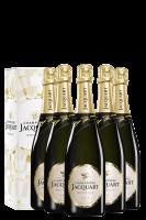 6 Bottiglie Jacquart Brut Mosaïque 75cl (Astucciato)