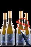 6 Bottiglie Trentino DOC Sauvignon 2019 Selezione Adel + 6 OMAGGIO