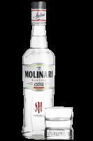 Sambuca Extra Molinari 1Litro + OMAGGIO 2 bicchieri Molinari