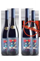 6 Bottiglie Cesanese Innestino 2019 Du'Casette + 6 OMAGGIO