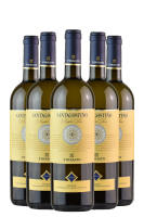 6 Bottiglie Santagostino Bianco Baglio Sorìa 2019 Firriato