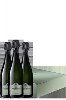 Cassetta In Legno Da 6 Bottiglie Franciacorta DOCG Dosage Zéro R.S. 2006 Ca' Del Bosco